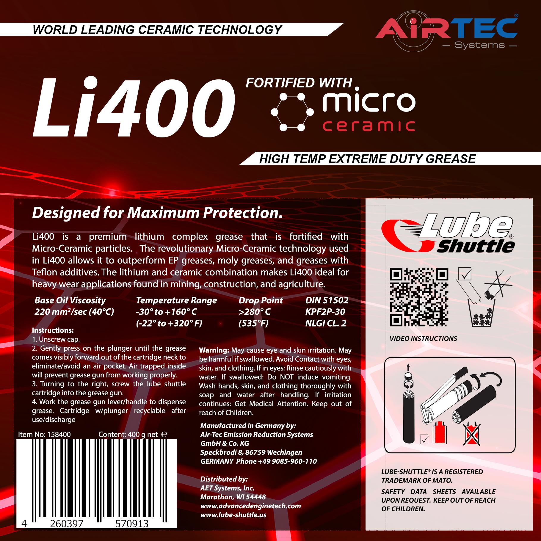 AirTec G200 EP LS Plus